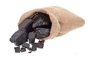 Уголь в мешке