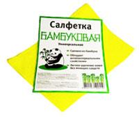 салфетка из бамбука