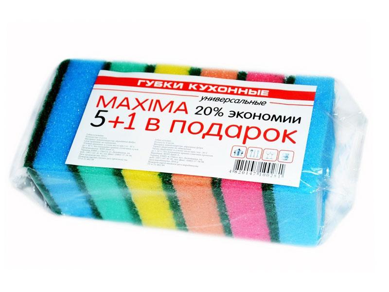 """Губки кухонные """"Maxima"""""""