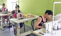 Женщины в производственном цехе