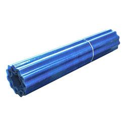 шифер прозрачный голубой